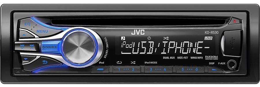Jvc Kd Radio